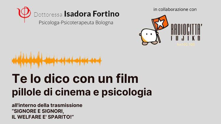 Pillole di Cinema e Psicologia ep. 8